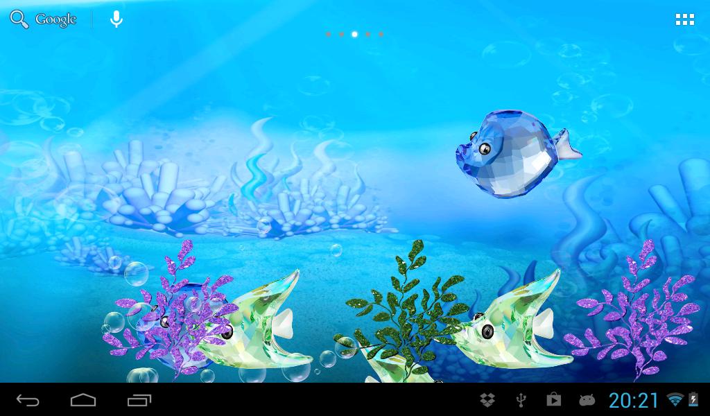 crystal fish aquarium - photo #3
