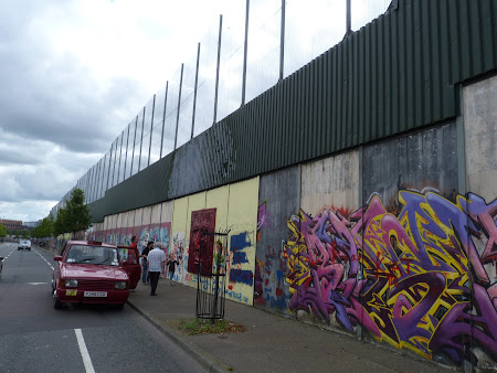 Imagini Belfast: Zidul Pacii
