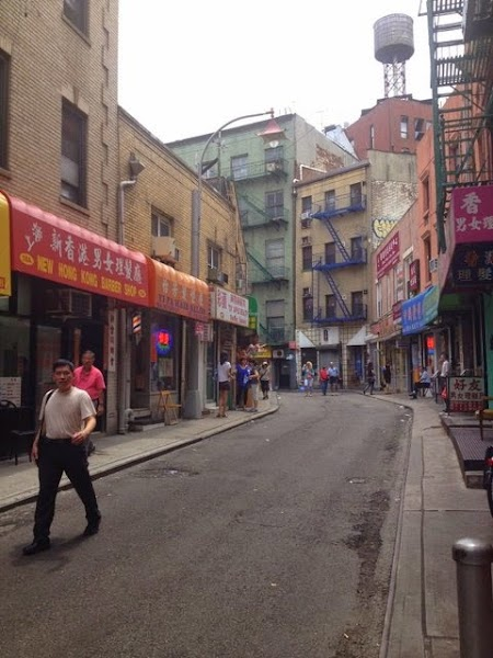 Tur culinar New York: Doyers Street Chinatown