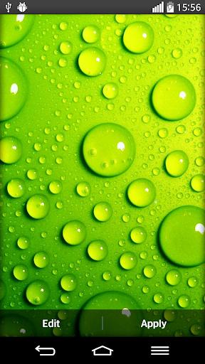 泡沫 動態壁紙