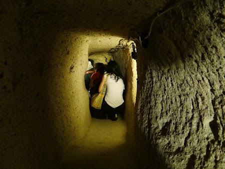 23. Kaymakli, orasul subteran din Cappadocia.JPG