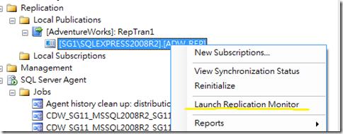 Replication (3) Transaction Replication   SQL Panda