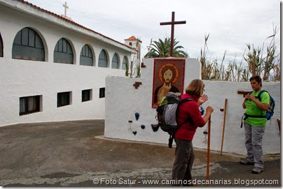 6986 Circular a Santa Brígida(Monasterio Benedictino)