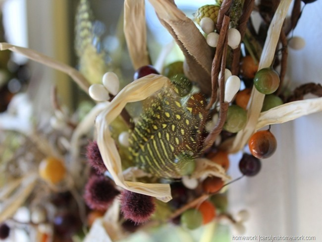 Stash Buster Fall Wreath via homework (7)