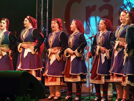 Concert colinde in aromana