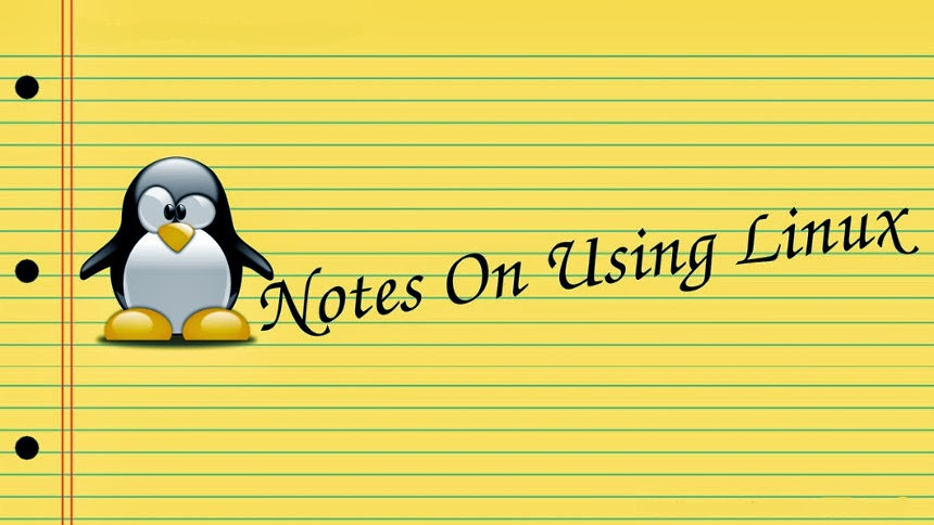 My Linux Notes