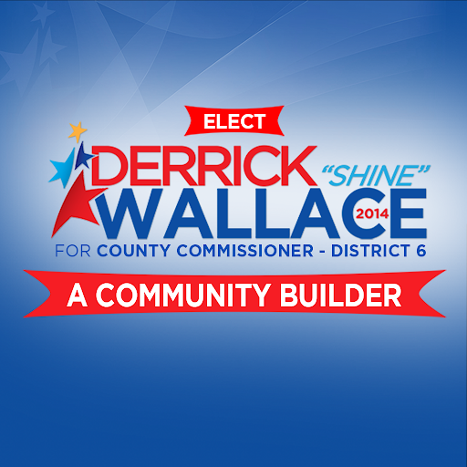 Derrick Wallace for District 6