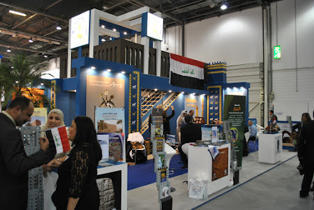 World Tourism Market: Stand Irak