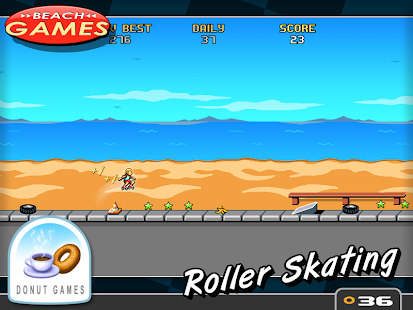 Beach Games- screenshot thumbnail
