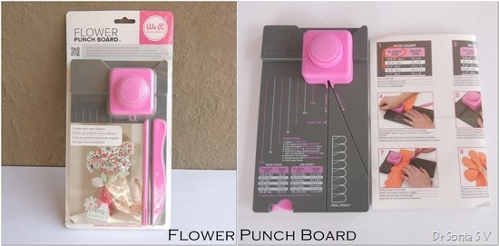 Flower Punch Board 1