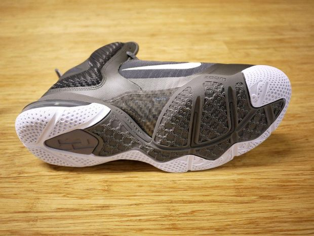 promo code a3a7d 34d7c ... Better Photos Presenting the Upcoming LEBRON 9 8220Cool Grey8221 ...