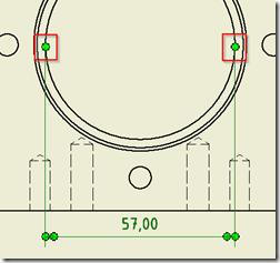 Autodesk Inventor FAQ: Durchmesserbemaßung in der ...