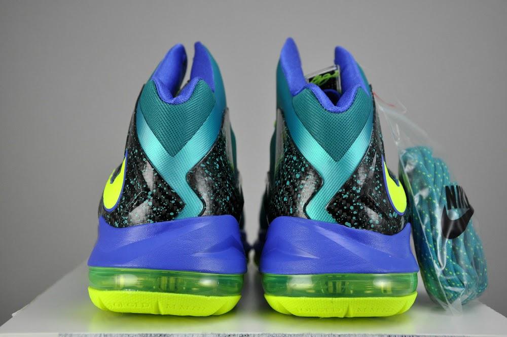 NIKE LEBRON – LeBron James Shoes » Nike LeBron X P.S ...  Lebron 10 Elite Turquoise