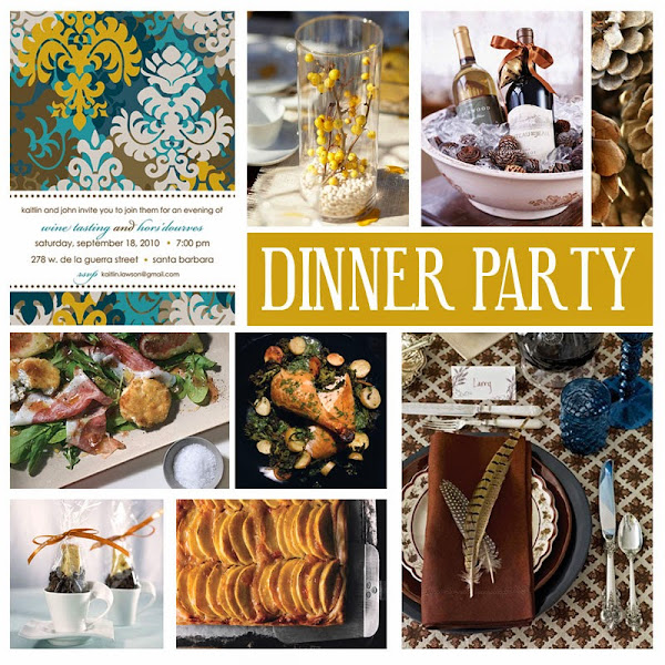 Dinner Party Themes