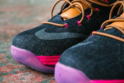 brand new f791a 234f2 ... nike lebron 10 sportswear pe denim 11 05 Another On Foot Look at Nike  LeBron ...