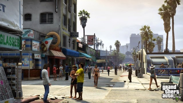 Cuándo sale GTA V para PC - PS4 - XOne