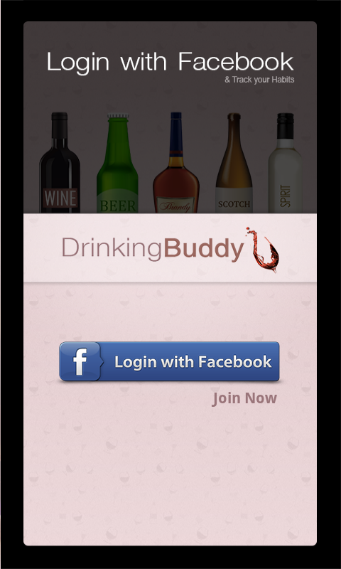Drinking Buddy- screenshot