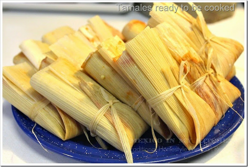 Tamales de Rajas Con Queso | Authentic Mexican Recipes