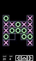 Screenshot of Tic Tac Toe NeO (140 Levels)