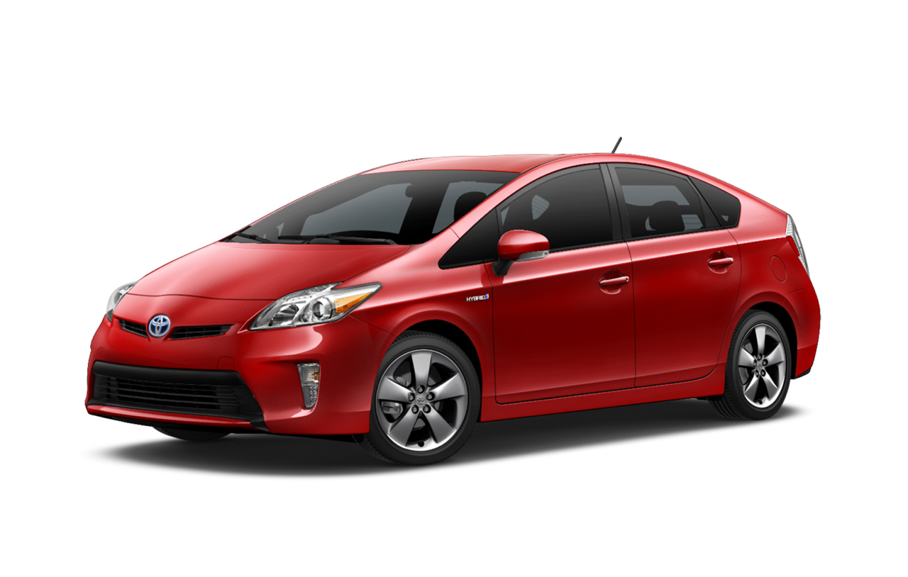 2015 Toyota Prius Persona Series Special Edition Arrives