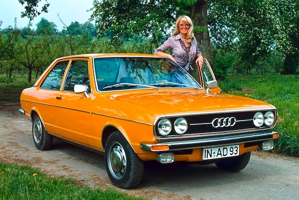 Audi Fox/80 B1