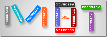 FEEDACK-BUTTONS