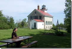 lighthouse KAE writing