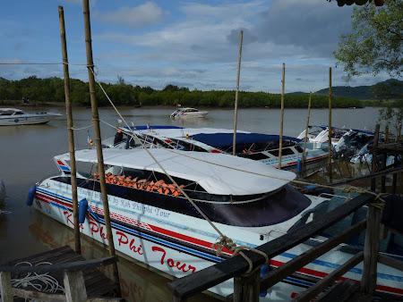 Excursii Thailanda: Super jeturi in Krabi