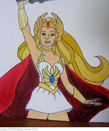 'Princess of Power' photo (c) 2008, Nicola Jones - license: http://creativecommons.org/licenses/by-nd/2.0/