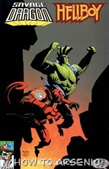 Savage Dragon & Helboy