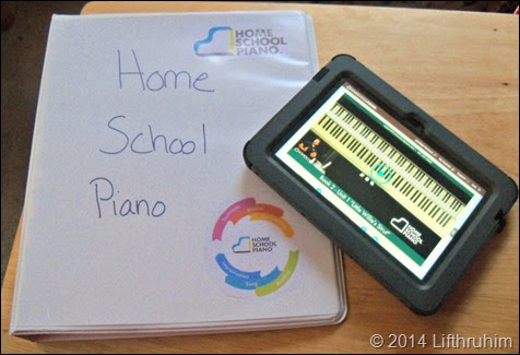 Learn piano at home!