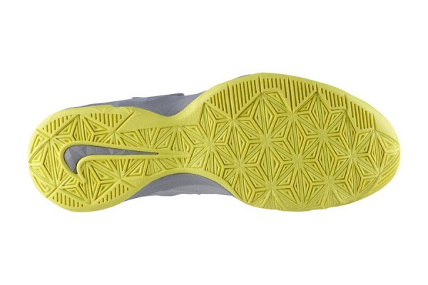 super popular 92cfd 4b25d Nike Zoom Soldier VII (7) Grey / Yellow Available in Europe ...