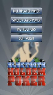 Bluetooth Holdem Poker - screenshot thumbnail