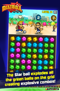 Braziball Puzzle - screenshot thumbnail
