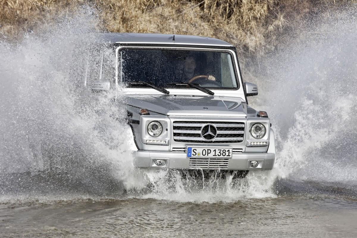 2014-Mercedes-Benz G-Class