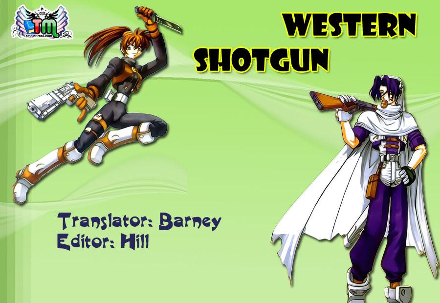 Western Shotgun - Tay súng miền tây Chap 43 - Truyen.Chap.VN
