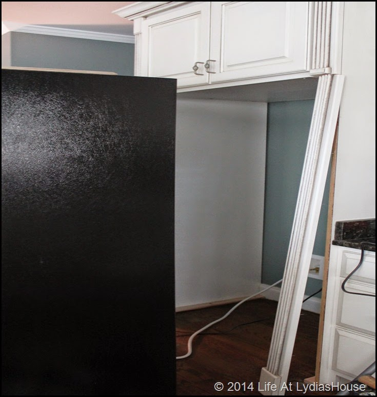 refrigerator cabinet pantry 6