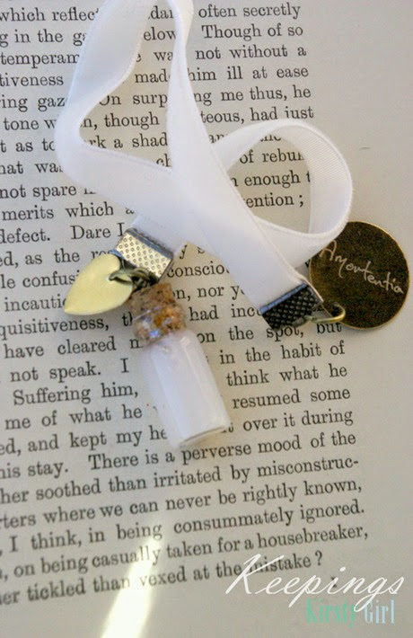 Harry Potter Amortentia Bookmark 1