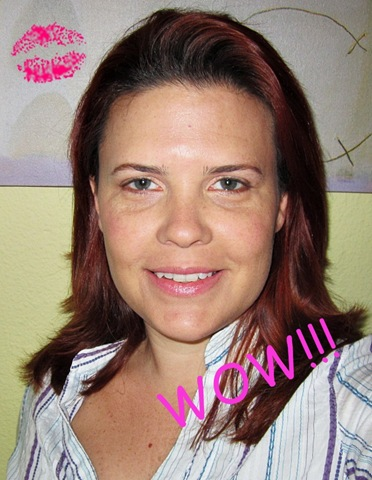 look con productos del kit cabana glama de benefit