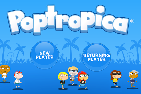 How do you make your own version of poptropica