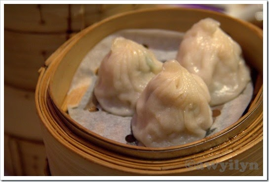 Shanghai Steamed Pork and Crabmeat Dumpling