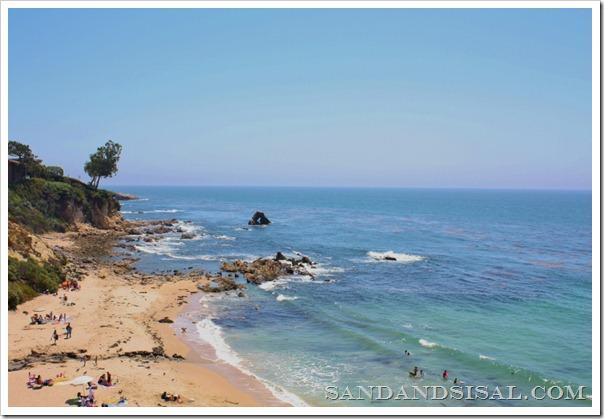 Little Corona Newport Beach Tide Pools
