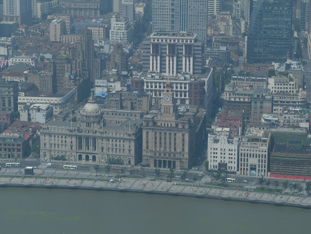 Obiective turistice Shanghai: cladiri clasice Bund.JPG