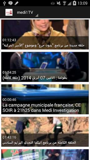 Medi1 Tv Videos Maroc