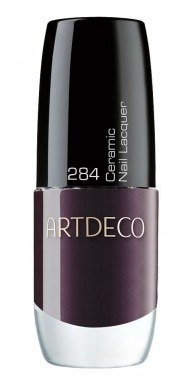 Artdeco Glam Moon & Stars Ceramic Nail Lacquer Bordeaux Glass