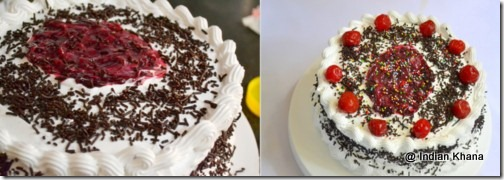 bfc black forest recipe blog with stepwise pictures