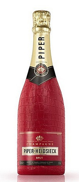 Piper-Heidsieck Brut Bodyguard champagne Singapore Cold Storage Market Place