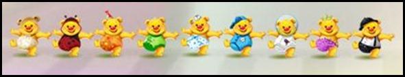 3D Bears 02