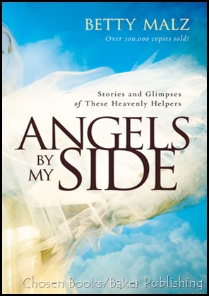 Angels by my Side - Book Cover