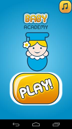 Baby Academy - Alphabets